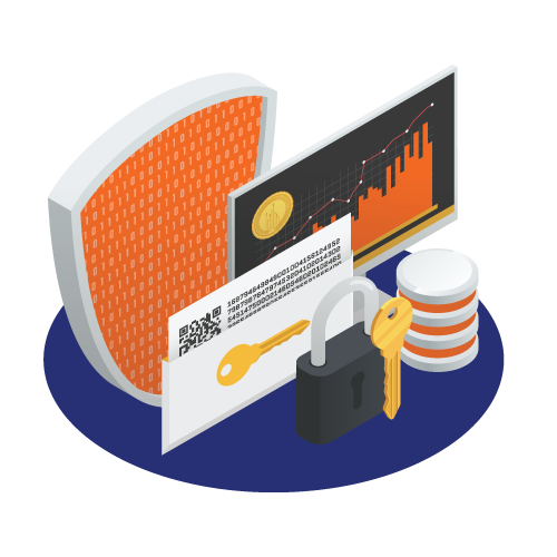 Security & Fraud Icon - Malaysia Payment Gateway