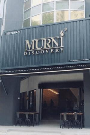 Murni Restaurant storefront