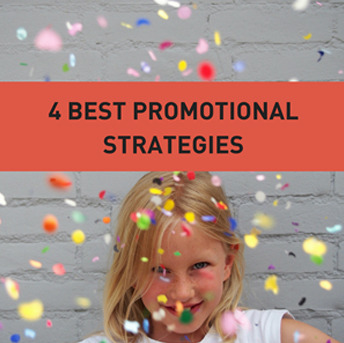4 best promotional strategies