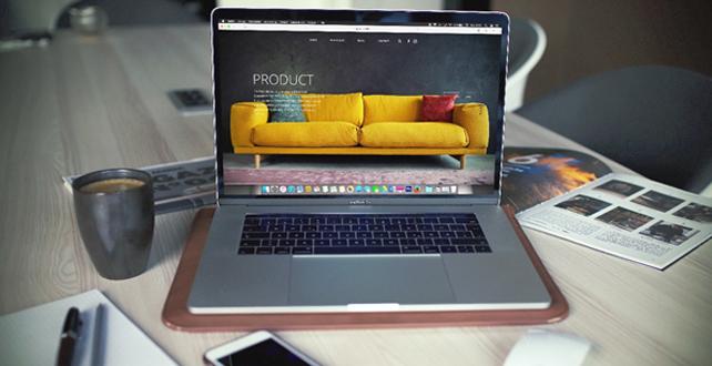 website online store