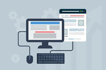 handing website using pc