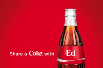 share a coke campaign