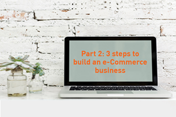 steps to build an ecommerce business