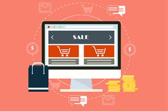 ecommerce website graphic