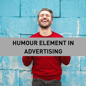 humour element in advertising