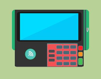 payment gateway illustration