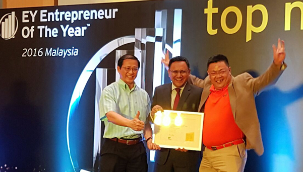 EY Entrepreneur of the year 2016 Malaysia