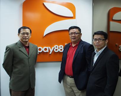 Chan Kok Long, Lim Kok Hing, Chong Lee Kean